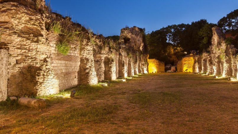 Безплатни ваучери за посещение на Римски терми или Археологически музей Варна